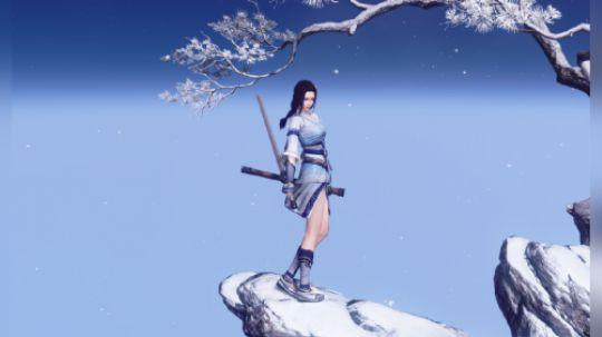 第一回,太白沉剑风波起。第二回,寻双剑追凶踏雪。1