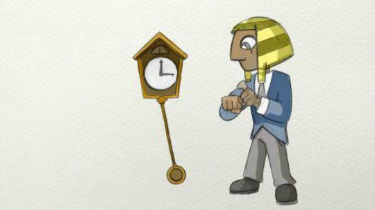 【奇思妙问】发明钟表的人是怎么知道时间的?