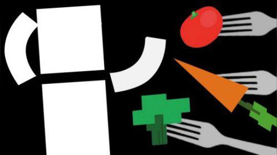 【生活碎碎念】如果你从不吃水果蔬菜会怎样
