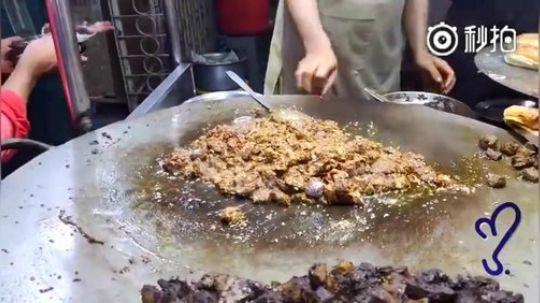 【 印度美食】五香牛粪饼,隔着屏幕都能闻见xiang味